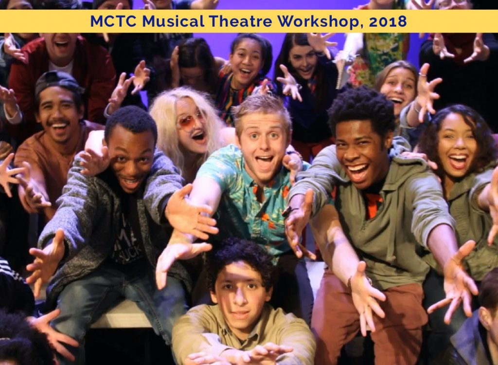 MCTC Musical Theatre Workshop, 2018